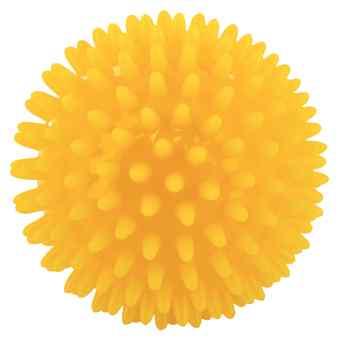 Igelball 8cm gelb  bei apo-discounter.de bestellen