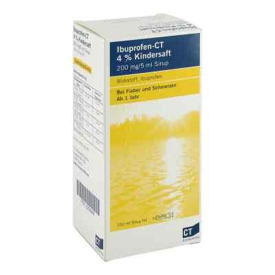 Ibuprofen-CT 4% Kindersaft bei apo-discounter.de bestellen