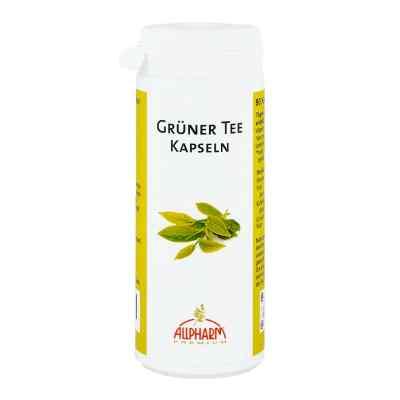 Grüner Tee Kapseln  bei apo-discounter.de bestellen
