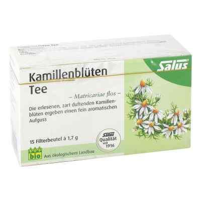 Kamillenblüten Tee Bio Matricariae flos Salus  bei apo-discounter.de bestellen