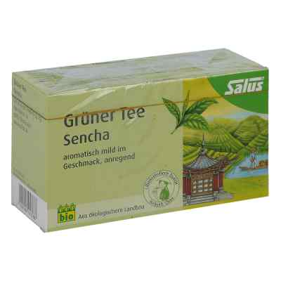 Grüner Tee bio Salus Filterbeutel  bei apo-discounter.de bestellen