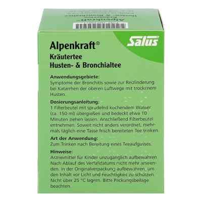 Alpenkraft Husten- und Bronchialtee Salus  bei apo-discounter.de bestellen