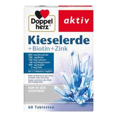 Doppelherz Kieselerde + Biotin Tabletten