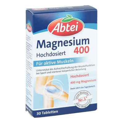 Abtei Magnesium 400 Tabletten  bei apo-discounter.de bestellen