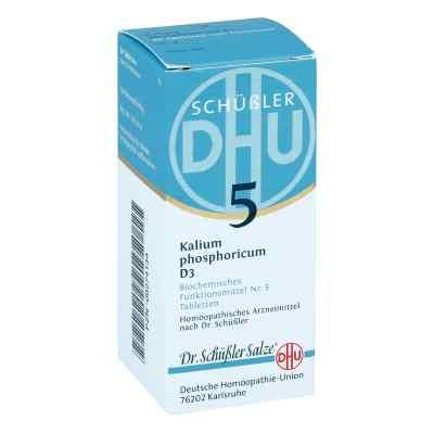 Biochemie Dhu 5 Kalium phosphorus D  3 Tabletten  bei apo-discounter.de bestellen