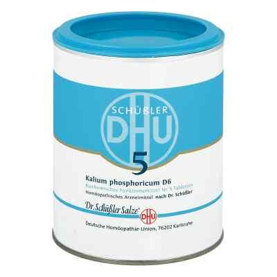Biochemie Dhu 5 Kalium phosphorus D6 Tabletten  bei apo-discounter.de bestellen