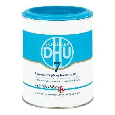 Biochemie Dhu 7 Magnesium phosphoricum D  3 Tabletten  bei apo-discounter.de bestellen