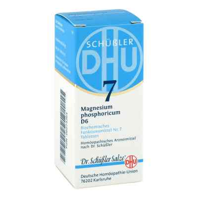 Biochemie Dhu 7 Magnesium phosphoricum D  6 Tabletten  bei apo-discounter.de bestellen