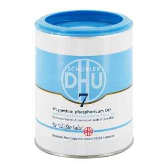Biochemie Dhu 7 Magnesium phosphoricum D  12 Tabletten  bei apo-discounter.de bestellen