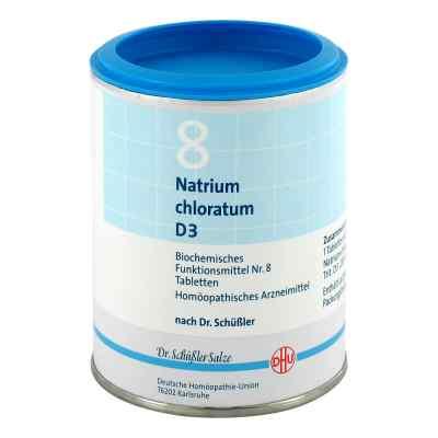 Biochemie Dhu 8 Natrium chlor. D3 Tabletten  bei apo-discounter.de bestellen