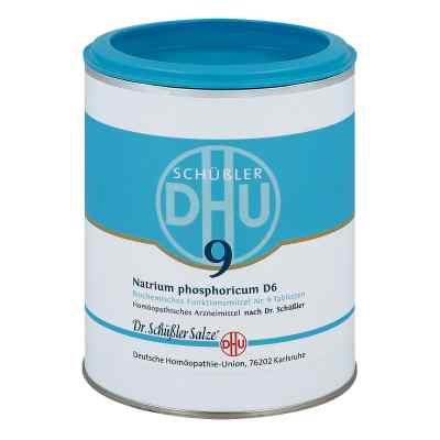 Biochemie Dhu 9 Natrium phosph. D6 Tabletten  bei apo-discounter.de bestellen