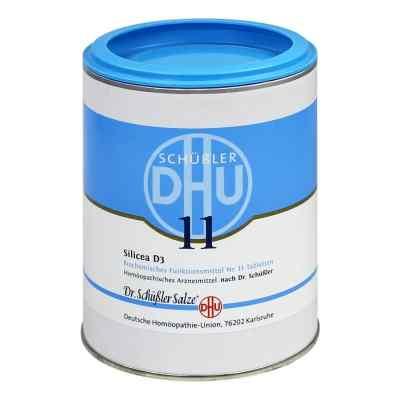 Biochemie Dhu 11 Silicea D3 Tabletten  bei apo-discounter.de bestellen