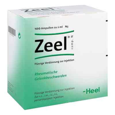 Zeel compositus N Ampullen  bei apo-discounter.de bestellen