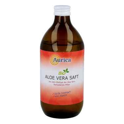 Aloe Vera Saft Bio 100%  bei apo-discounter.de bestellen