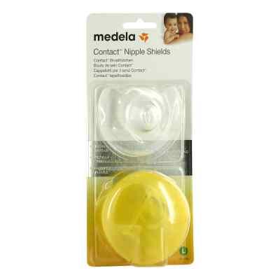 Medela Brusthütchen Contact L mit Aufbw.Box  bei apo-discounter.de bestellen