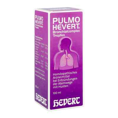 Pulmo Hevert Bronchialcomplex Tropfen  bei apo-discounter.de bestellen
