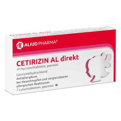 Cetirizin AL direkt  bei apo-discounter.de bestellen