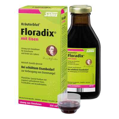 Floradix mit Eisen  bei apo-discounter.de bestellen