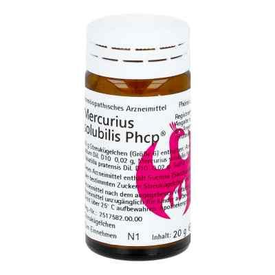 Mercurius Solub. Phcp Globuli  bei apo-discounter.de bestellen