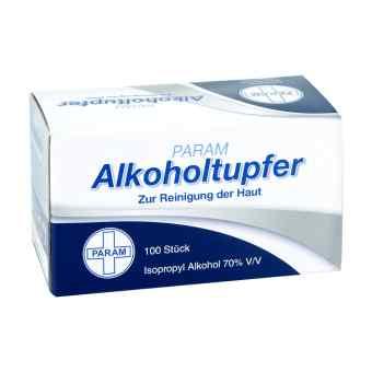 Alkoholtupfer Param  bei apo-discounter.de bestellen