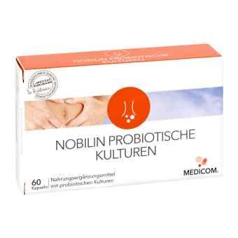 Nobilin Probiotische Kulturen Kapseln  bei apo-discounter.de bestellen