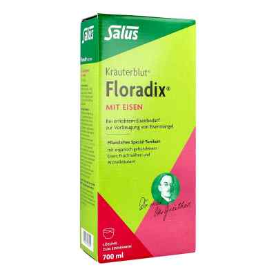 Floradix mit Eisen