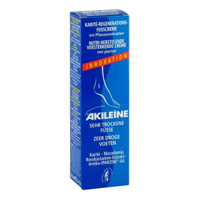 Akileine Nutri-repair Karite-regen.-fusscreme  bei apo-discounter.de bestellen