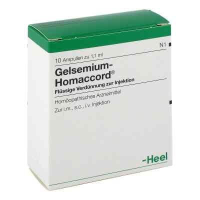 Gelsemium Homaccord Ampullen  bei apo-discounter.de bestellen