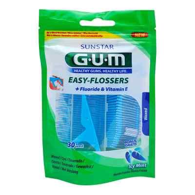 Gum Easy Floss Zahnseide inkl.Halter  bei apo-discounter.de bestellen