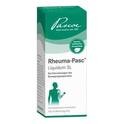 Rheuma Pasc Liquidum Sl Mischung  bei apo-discounter.de bestellen