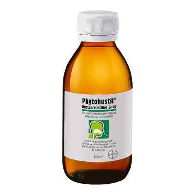 Phytohustil Hustenreizstiller Sirup bei Reizhusten  bei apo-discounter.de bestellen