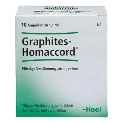 Graphites Homaccord Ampullen  bei apo-discounter.de bestellen