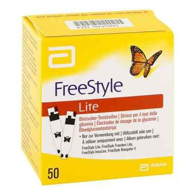 Freestyle Lite Teststreifen ohne Codieren  bei apo-discounter.de bestellen