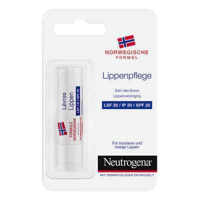 Neutrogena norweg.Formel Lippenpflegestift Lsf 20