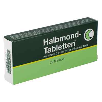 Halbmond-Tabletten 50mg  bei apo-discounter.de bestellen
