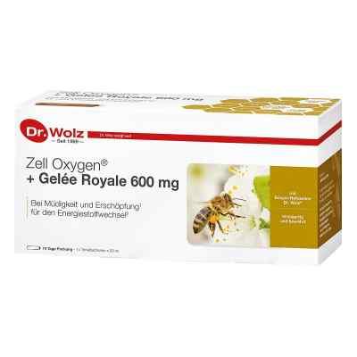 Zell Oxygen + Gelee Royale 600 mg Trinkampullen  bei apo-discounter.de bestellen