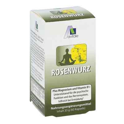 Rosenwurz Kapseln 200 mg  bei apo-discounter.de bestellen