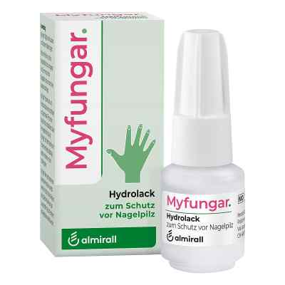 Myfungar Nagellack Lösung