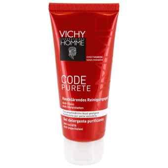 Vichy Homme Code Purete Reinigungsgel