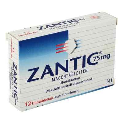 Zantic 75mg Magentabletten