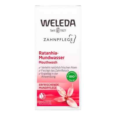 Weleda Ratanhia Mundwasser  bei apo-discounter.de bestellen