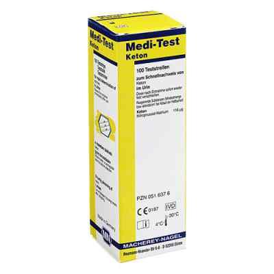 Medi Test Keton Teststreifen  bei apo-discounter.de bestellen