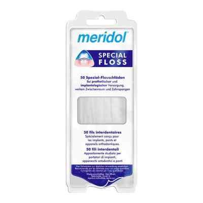 Meridol special Floss  bei apo-discounter.de bestellen