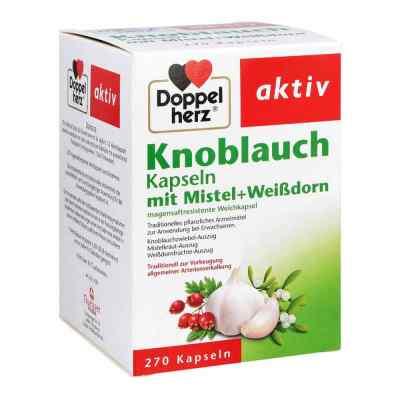 Doppelherz aktiv Knoblauch mit Mistel+Weißdorn  bei apo-discounter.de bestellen