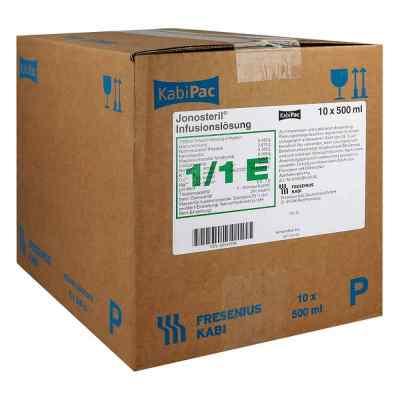 Jonosteril Plastik Infusionslösung  bei apo-discounter.de bestellen