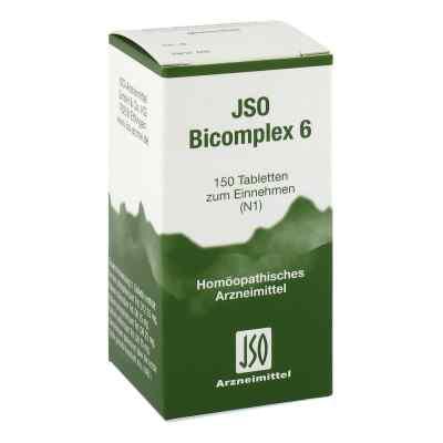 Jso Bicomplex Heilmittel Nummer  6  bei apo-discounter.de bestellen