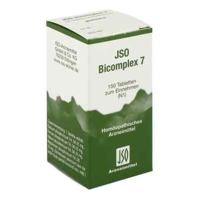 Jso Bicomplex Heilmittel Nummer  7  bei apo-discounter.de bestellen
