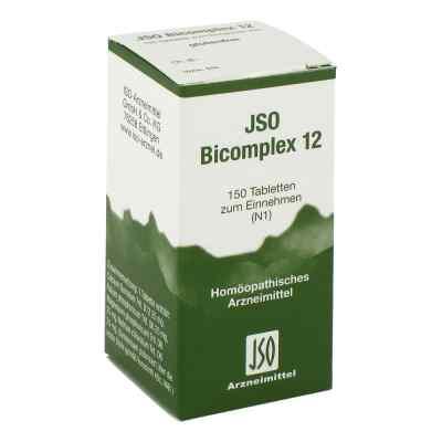 Jso Bicomplex Heilmittel Nummer  12  bei apo-discounter.de bestellen
