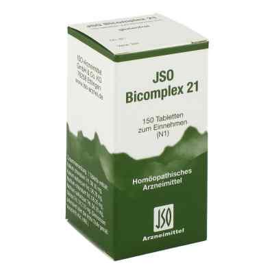Jso Bicomplex Heilmittel Nummer  21  bei apo-discounter.de bestellen
