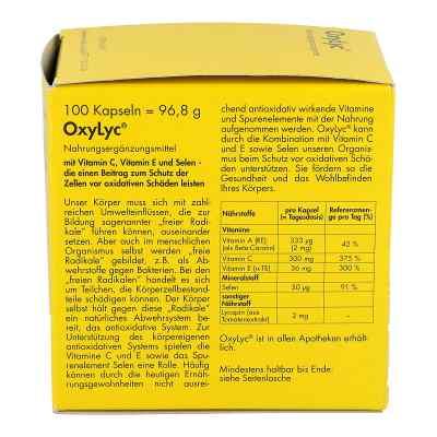 Oxylyc Kapseln  bei apo-discounter.de bestellen